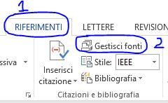 Bibliografia Tesi Word Spiegofacile